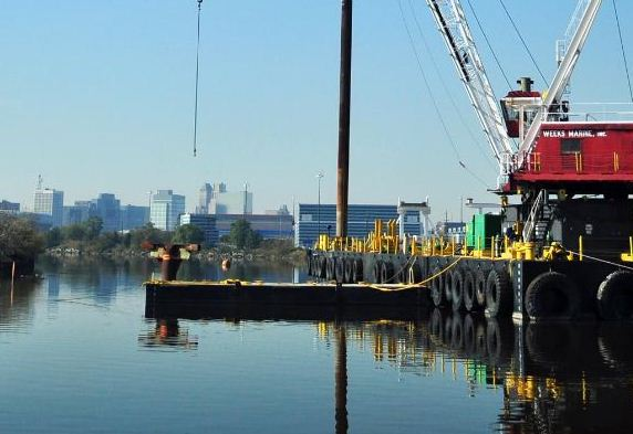 NACEPT Recommends Cement-Lock Process for Passaic River Cleanup